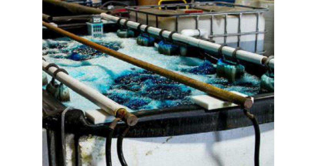 پروسه تولید شیرآلات اترک بخش پنجم