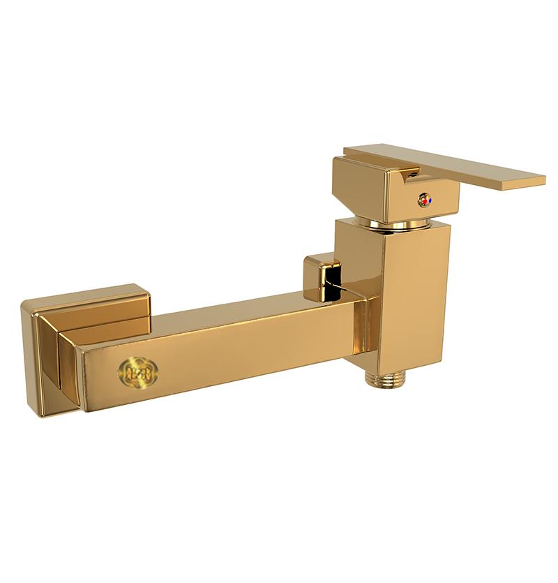 توالت فلت طلایی