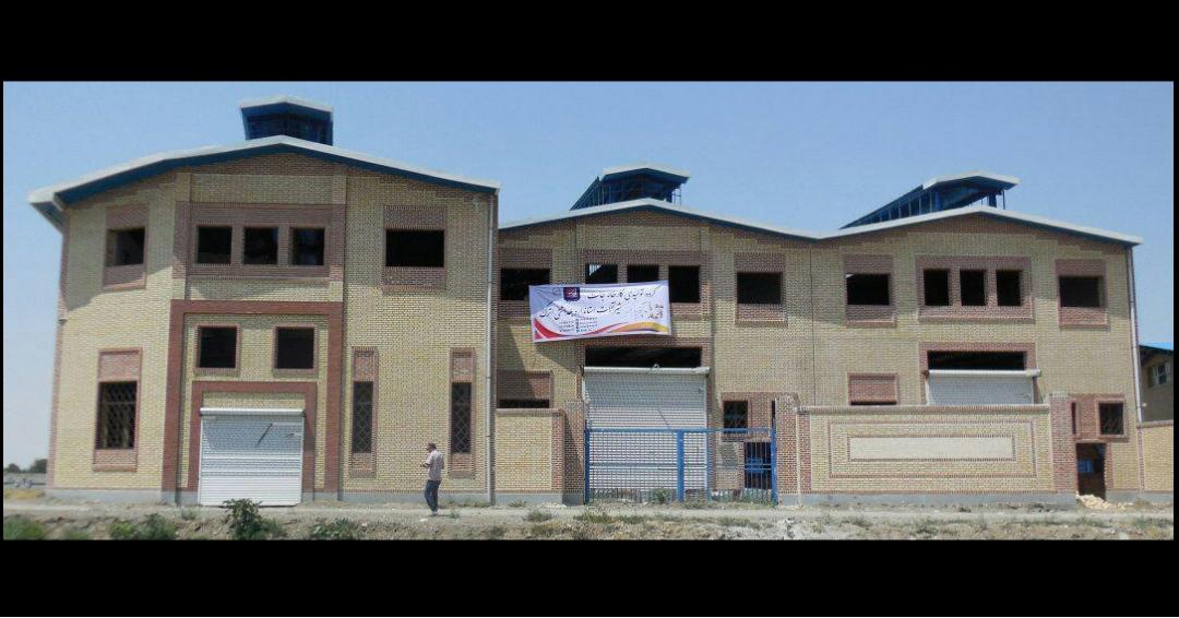 افتتاح کارخانه جدید اترک