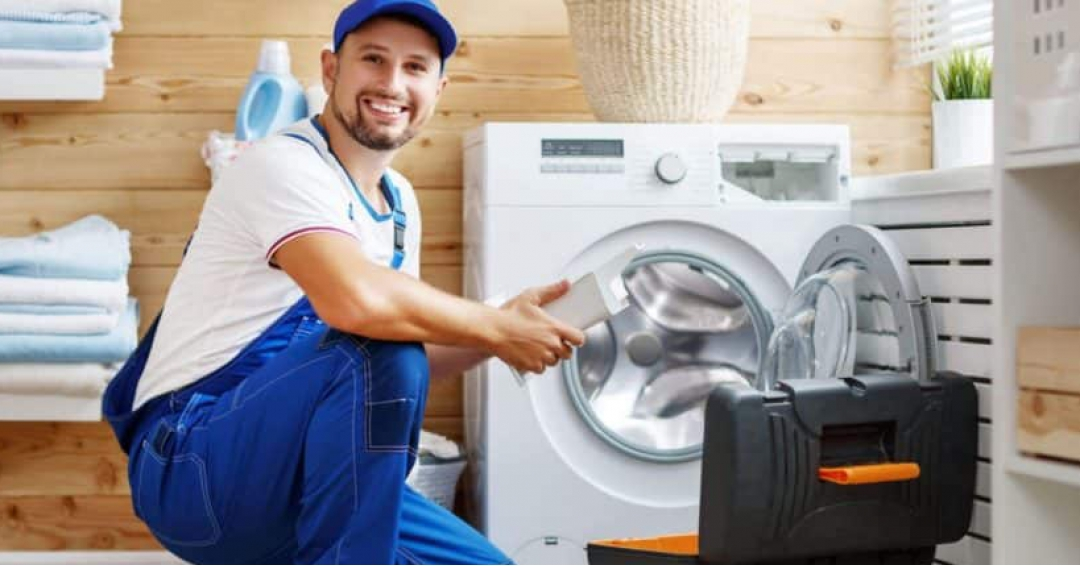 شیر ماشین لباسشویی و چگونگی تعمیر و تعویض آن